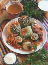 Праздничные фаршированные овощи
