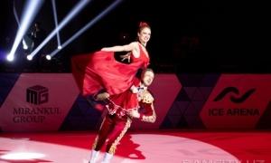 Фото: В Самарканде открылась ледовая арена Ice Arena