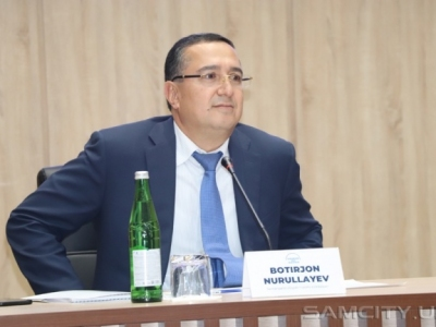 Назначен замхокима Самаркандской области