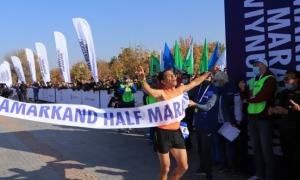 Фото: Samarkand Half Marathon 2020