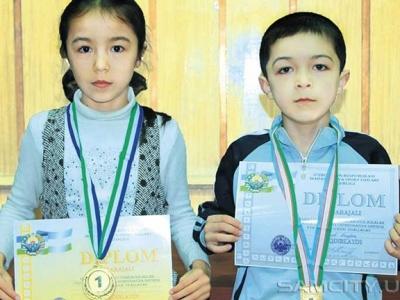 Из Ташкента с медалями