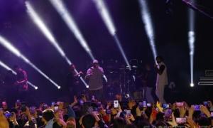 Фото: Концерт Jony, Elman'a и Andro в Самарканде