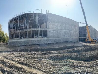 В Самарканде в 2021 году появится ледовый дворец и океанариум