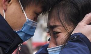 Фотографии из разных стран на тему коронавируса