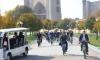 В Самарканде прошла велотренировка с заместителем премьер-министра